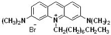 Acridine orange 10-nonyl bromide [Nonyl acridine orange]