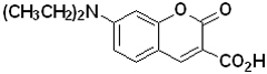 7-(Diethylamino)coumarin-3-carboxylic acid